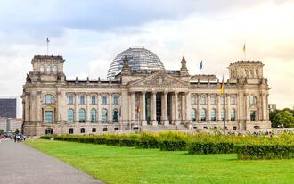 רייכסטאג - בניין הפרלמנט הגרמני