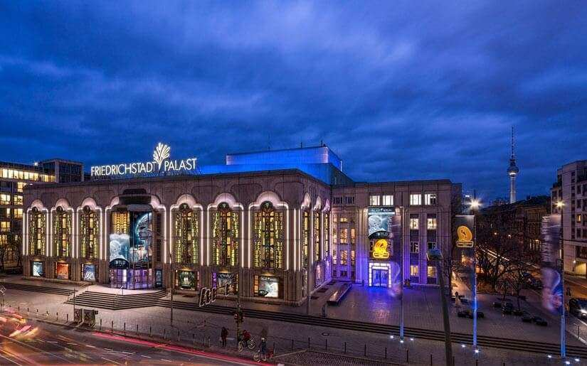 The Palast in Berlin | Photo: Soenne
