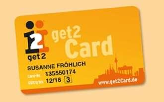 Get2Card Berlin - כרטיס ההנחות של ברלין