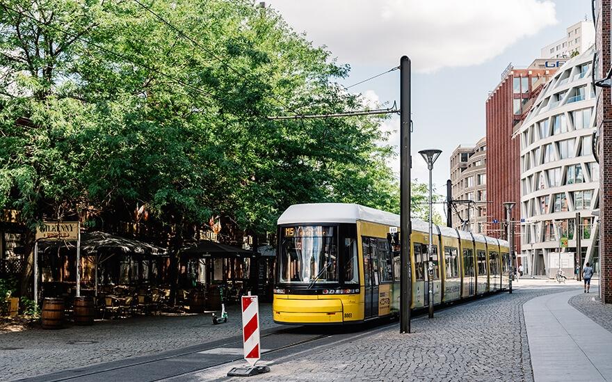 תחבורה ציבורית בברלין