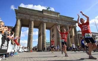 מרתון ברלין - B.M.W Berlin Marathon