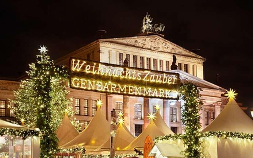 שוק חג המולד בברלין - Berlin Christmas Markets