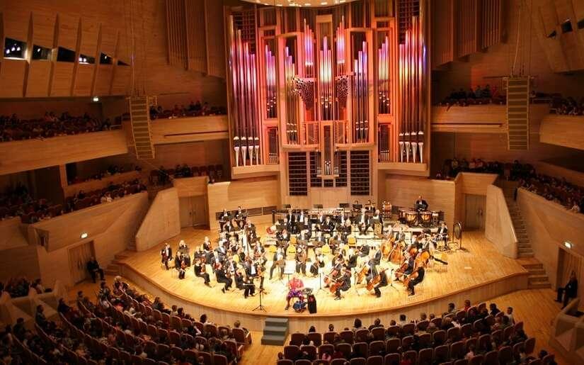 קונצרטים בברלין