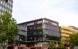 אירופה סנטר ברלין - Europa Center