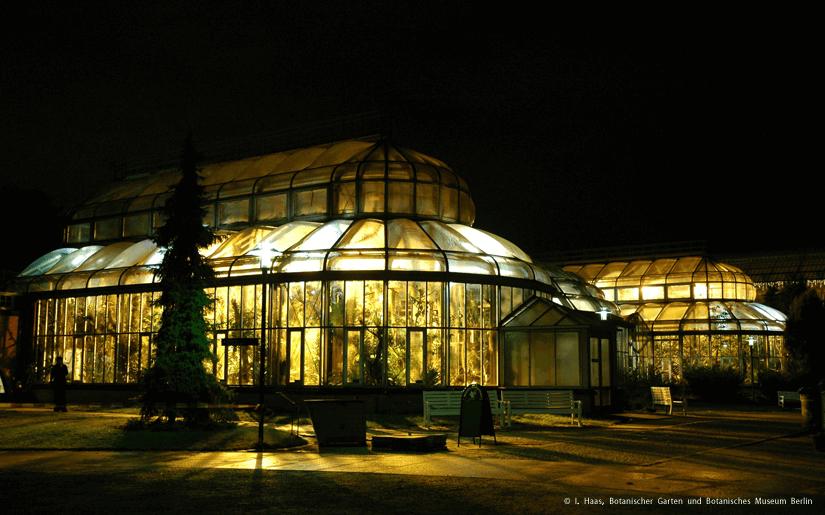 הגן הבוטני של ברלין - The Botanical Gardens of Berlin