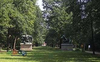 פארק טירגארטן - Tiergarten Park