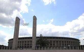 האצטדיון האולימפי של ברלין - Olympiastadion Berlin