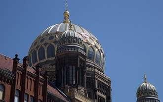בית הכנסת החדש של ברלין - Berlin Neue Synagoge