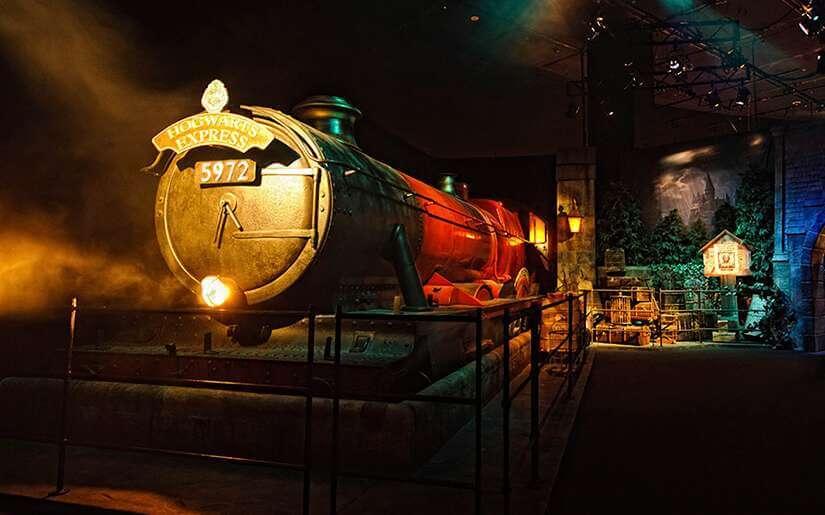 התערוכה של הארי פוטר בברלין - Harry Potter Exhibition Berlin