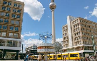 אלכסנדרפלאץ - Alexanderplatz