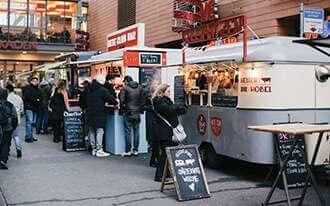 קרנבל אוכל רחוב בברלין - Berlin Street Food Fest