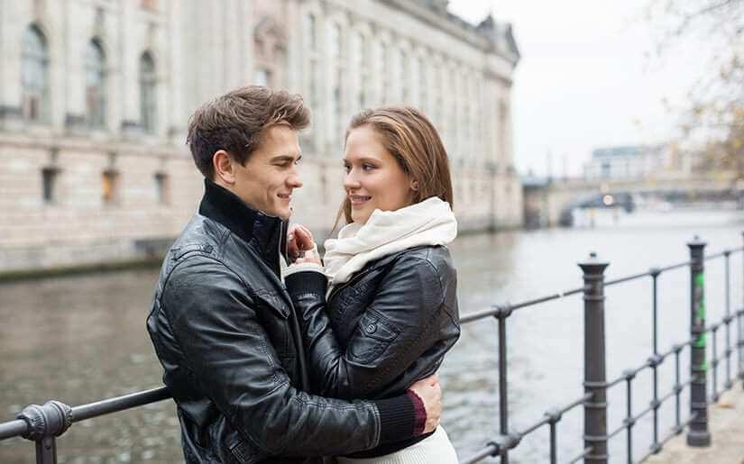 חוגגים את יום האהבה בברלין
