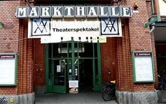 שוק האוכל המקורה - Arminiusmarkthalle