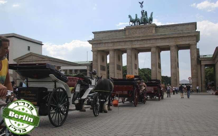סיור בעברית במרכז העיר ברלין
