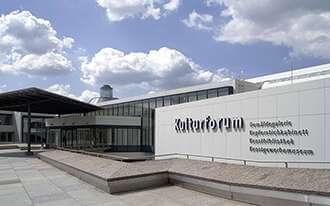 קולטורפורום ברלין - Kulturforum Berlin