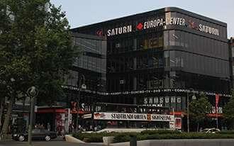 מרכזי קניות בברלין