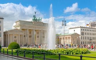 שער ברנדנבורג - Brandenburg Gate