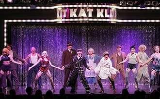 המחזמר קברט בברלין - Cabaret Musical Berlin